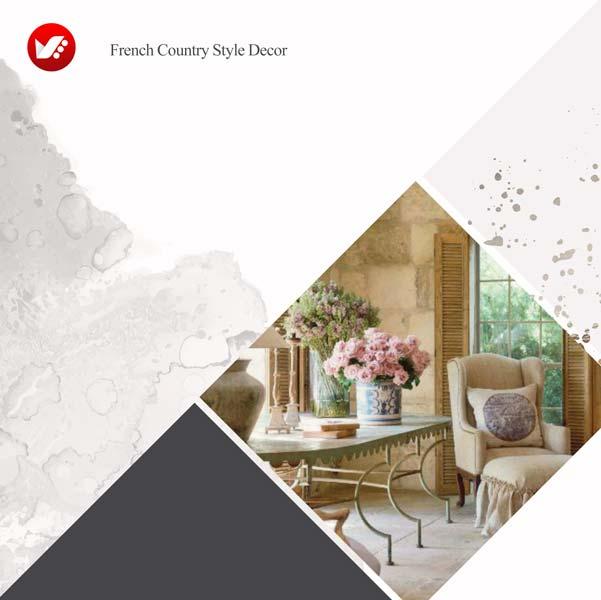 سبک طراحی داخلی فرانسوی کانتری